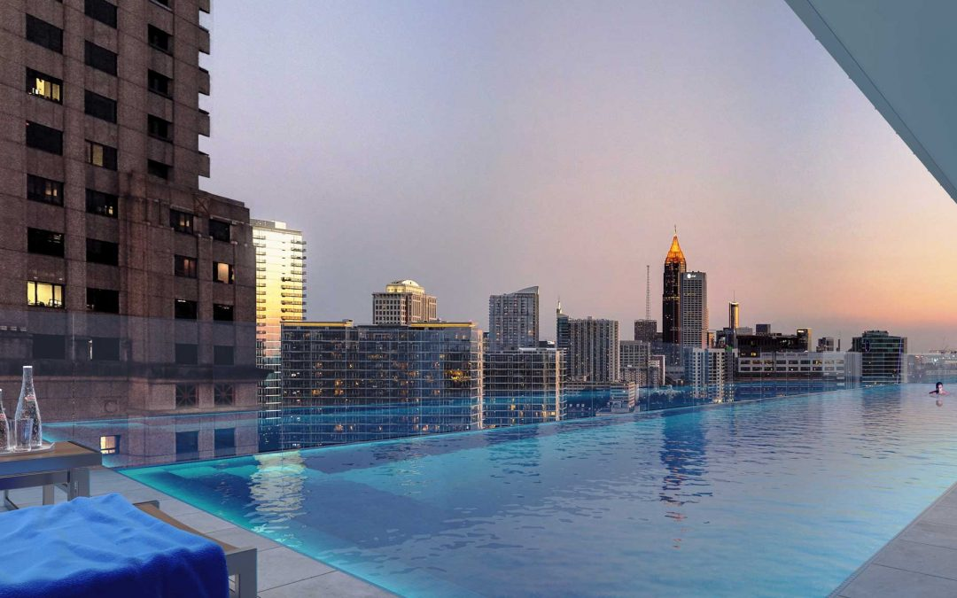 Midtown Atlanta's Opus Place Tower Now Eyeing October Launch